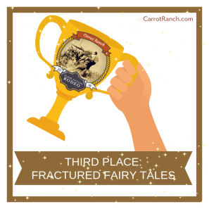 Fractured Fairy Tales 3rd Place