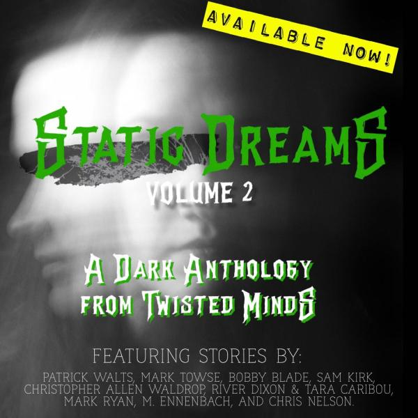 Static Dreams vol. 2 cover