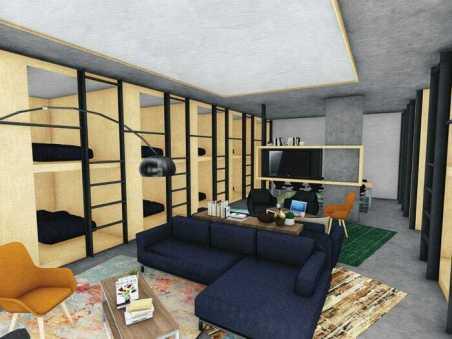 Apartment pods