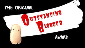 The Original Outstanding Blogger Award – Iseult Murphy